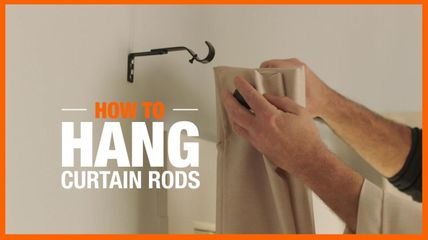 MJS Home Repairs how to hang curtains