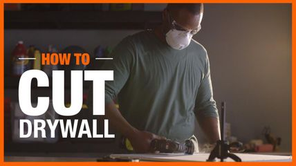 MJS Home Repairs How to cut drywall